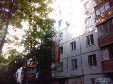 Одессит спустился с 6-го этажа на канате из простыней