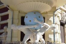 В Одессе отремонтировали знаменитый Дом с атлантами