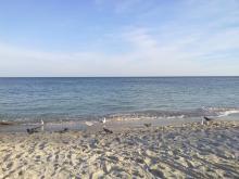 В Одессе разрешили купаться в море