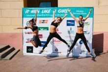 Забег вверх по Потемкинской и бег девушек Run Like A Girl - в Одессе пройдет фестиваль спорта