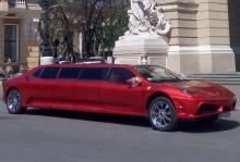 одесский ferrari лимузин