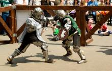 В Одессе пройдет международный фестиваль средневековой культуры «Пороховая башня»