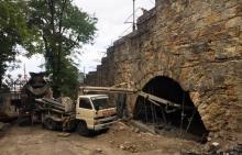 Под Потемкинской лестницей восстановят туннель